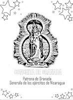 Generala de los ejércitos de Nicaragua
