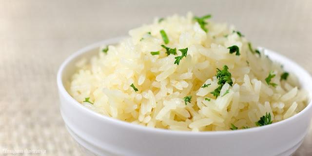 fazer arroz