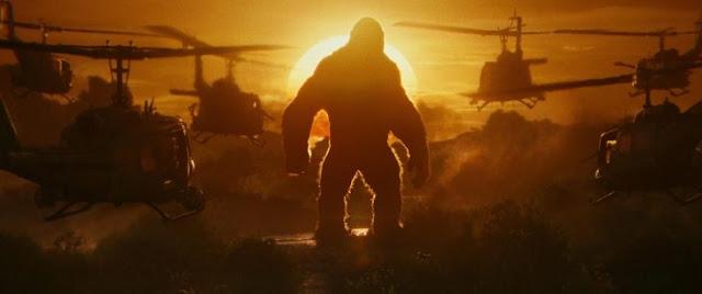 Kong hace pedazos a la última película de Wolverine en taquillas