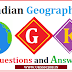 Indian Geography GK General knowledge questions and answers