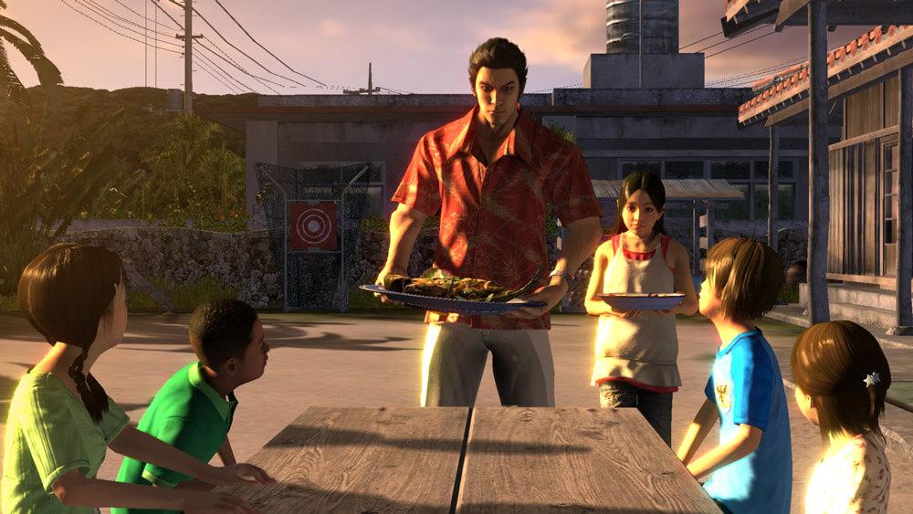 Makin Keren Sega Merilis Debut Trailer versi Remaster Yakuza 3