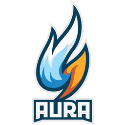 aura esport logo