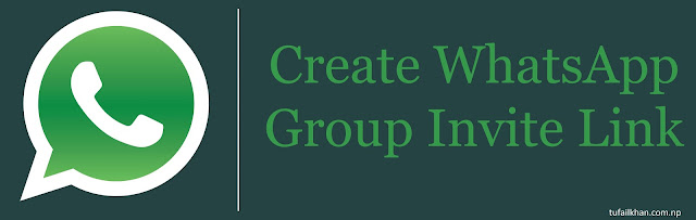 Get Invite Link Of WhatsApp Group & Invite People To Your