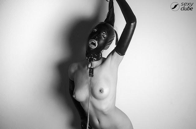 Fotos de Natália B nua pelada - revista Sexy Clube