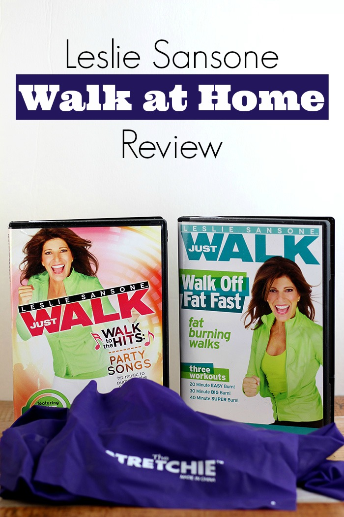 Leslie Sanson Walk at Home Review