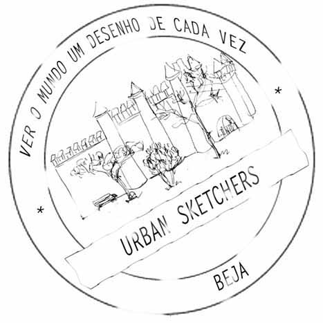 Urban Sketchers Beja