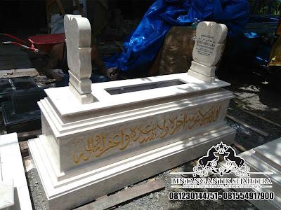 Makam Marmer Tulungagung, Jenis Makam Marmer