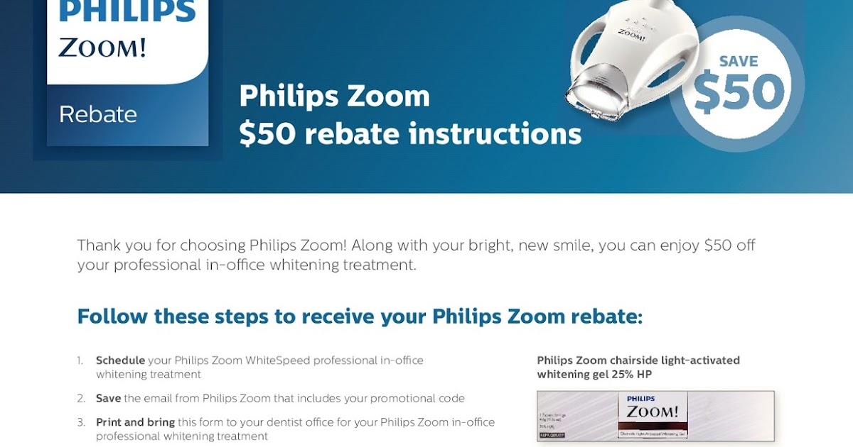 Seattle Dentist Zoom Whitening 50 Dollar Rebate