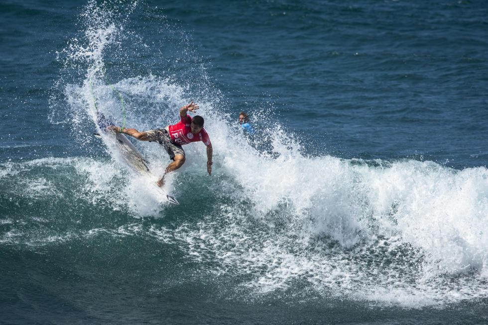 11 Gony Zubizarreta ESP Martinique Surf Pro foto WSL Poullenot Aquashot
