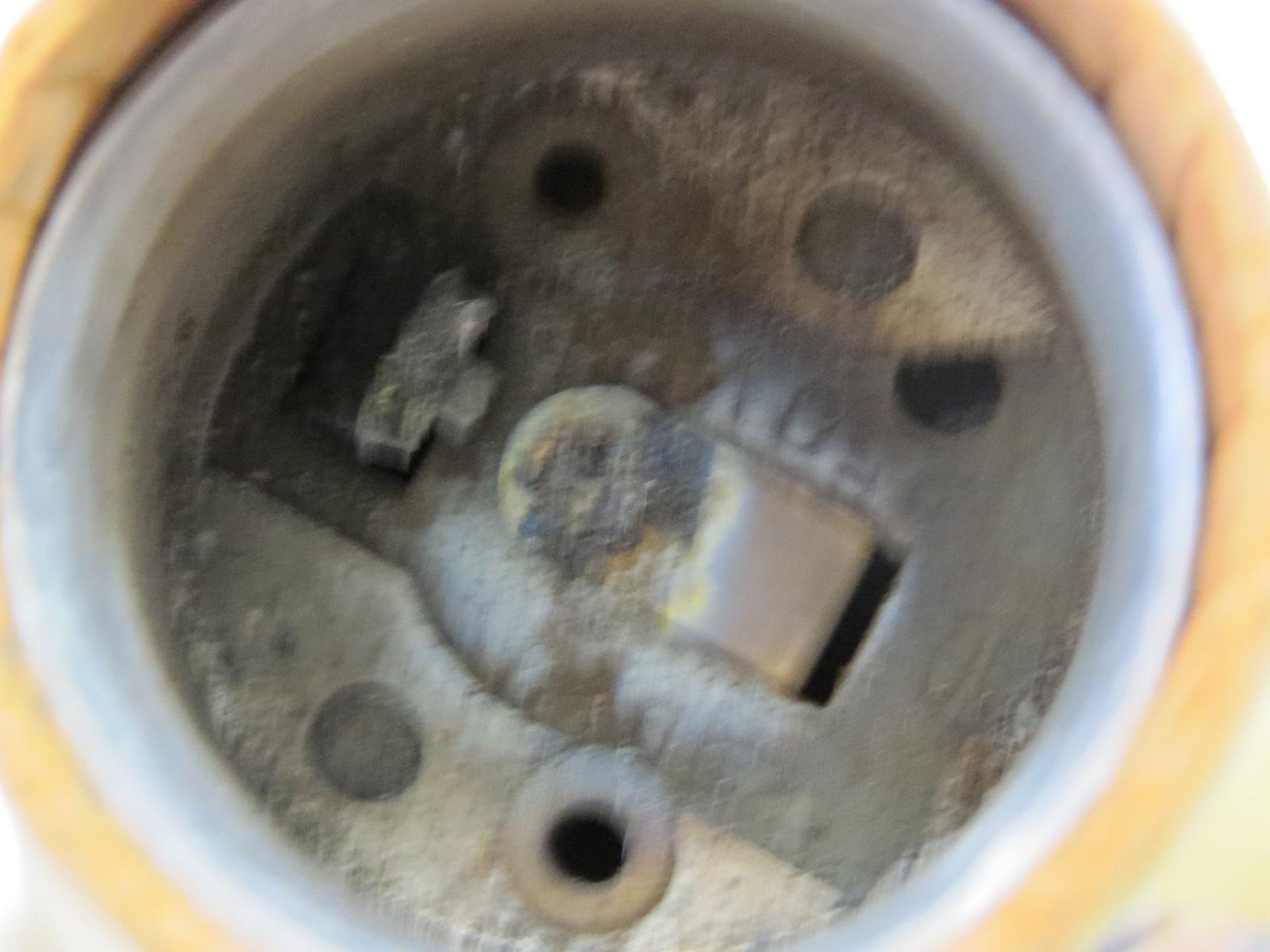 Lamp Parts and Repair | Lamp Doctor: Ceramic Table Lamp Socket ...