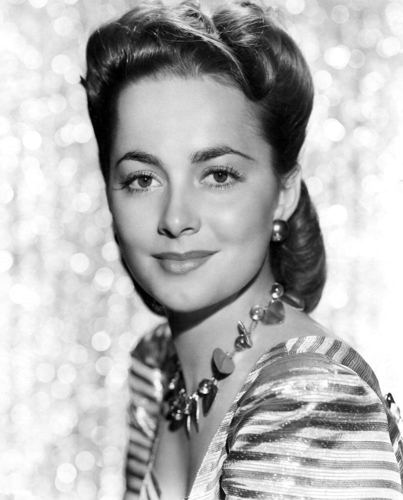It's The Pictures That Got Small ...: THE SATURDAY GLAMOUR ... Olivia De Havilland