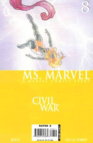 Civil War: Ms. Marvel #8 PDF