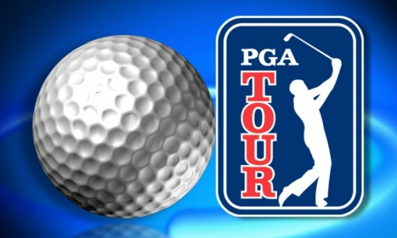 PGA Tour Golf Logo