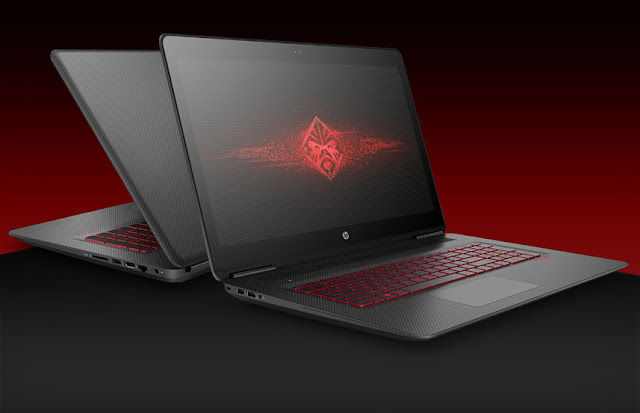 Laptop Gaming HP Omen 17