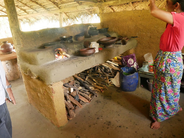 Traditional Sri Lankan kitchen - Itinerary tour