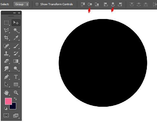 Cara Crop Bentuk Lingkaran Di Photoshop - Berbagi Bentuk ...