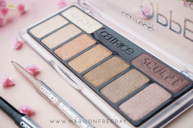 Review Eyeshadow Catrice