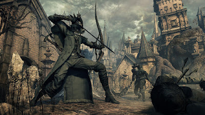 PS3 Bloodborne The Old Hunters
