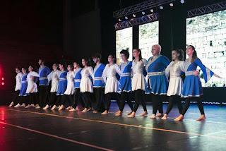 Evento de dança da Hebraica reúne três países em torno da dança israeli