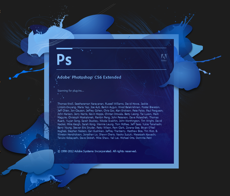 c328a0ea4434 Adobe Photoshop — Википедия ADOBE PHOTOSHOP CS6 EXTENDED EDITION ...
