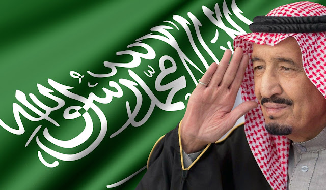 Inilah Terjemahan Cover Republika Berbahasa Arab Tentang Raja Salman