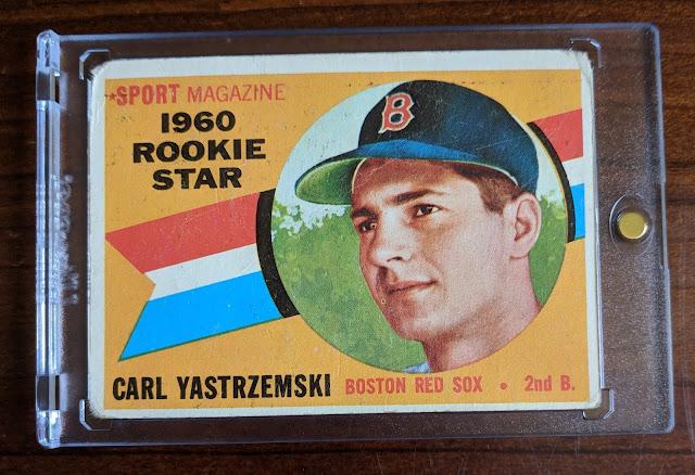 Baseball Card Breakdown Omg Yaaaaassssss Carl