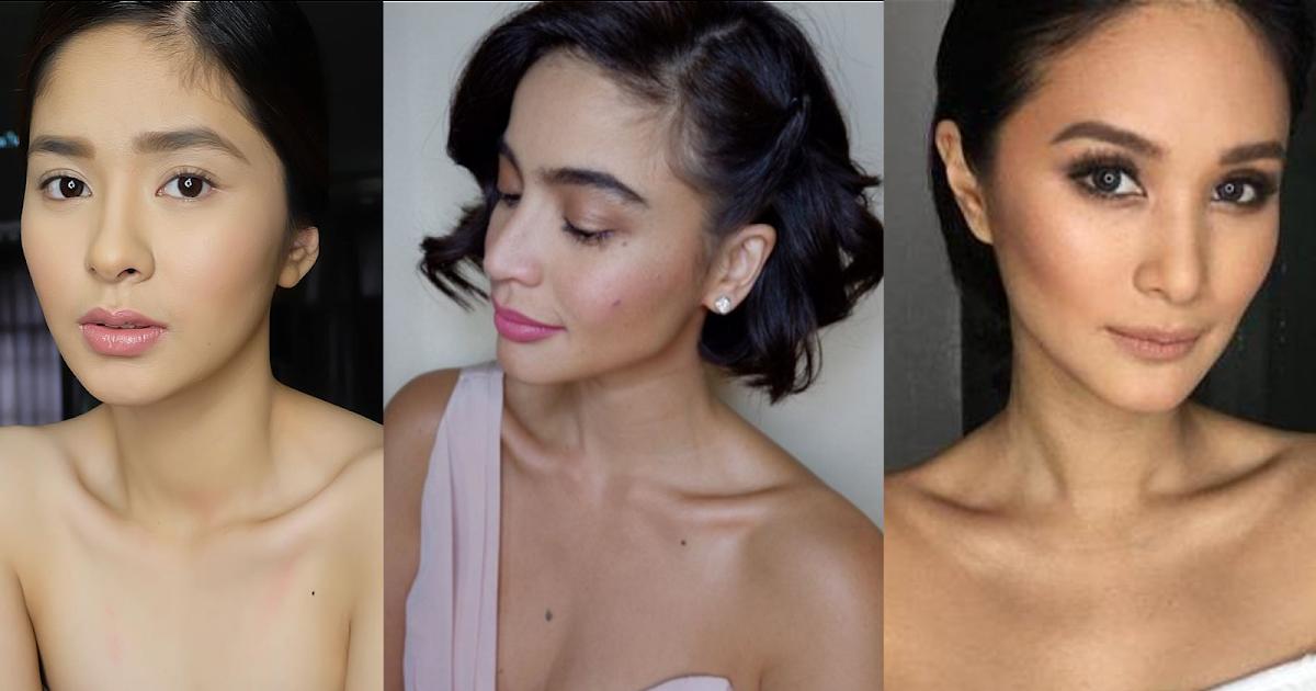 LOOK: 20 Filipino Celebrities With The Sexiest Collarbones ...