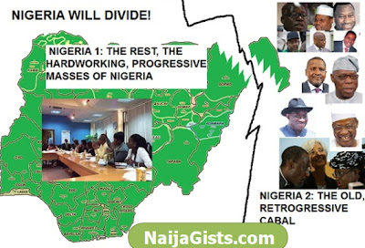 nigeria will divide in 2015