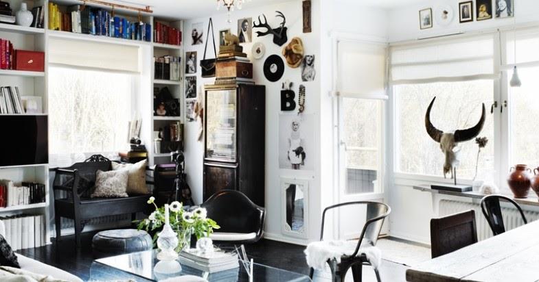 la petite fabrique de r ves le loft appartement de benedikte ugland. Black Bedroom Furniture Sets. Home Design Ideas