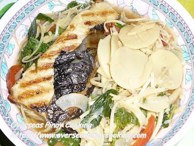 Saluyot at Labong Recipe