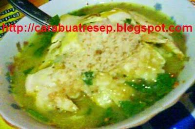 Foto Soto Ayam Lamongan Lezat