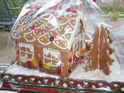 Gingerbread House, view 5