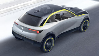 Vauxhall GT X concept
