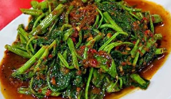Resep Tumis Sayur Kangkung