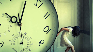 Ο χρόνος είναι »κύριος»..επιστρέφει τα »πάντα» σε όλους..