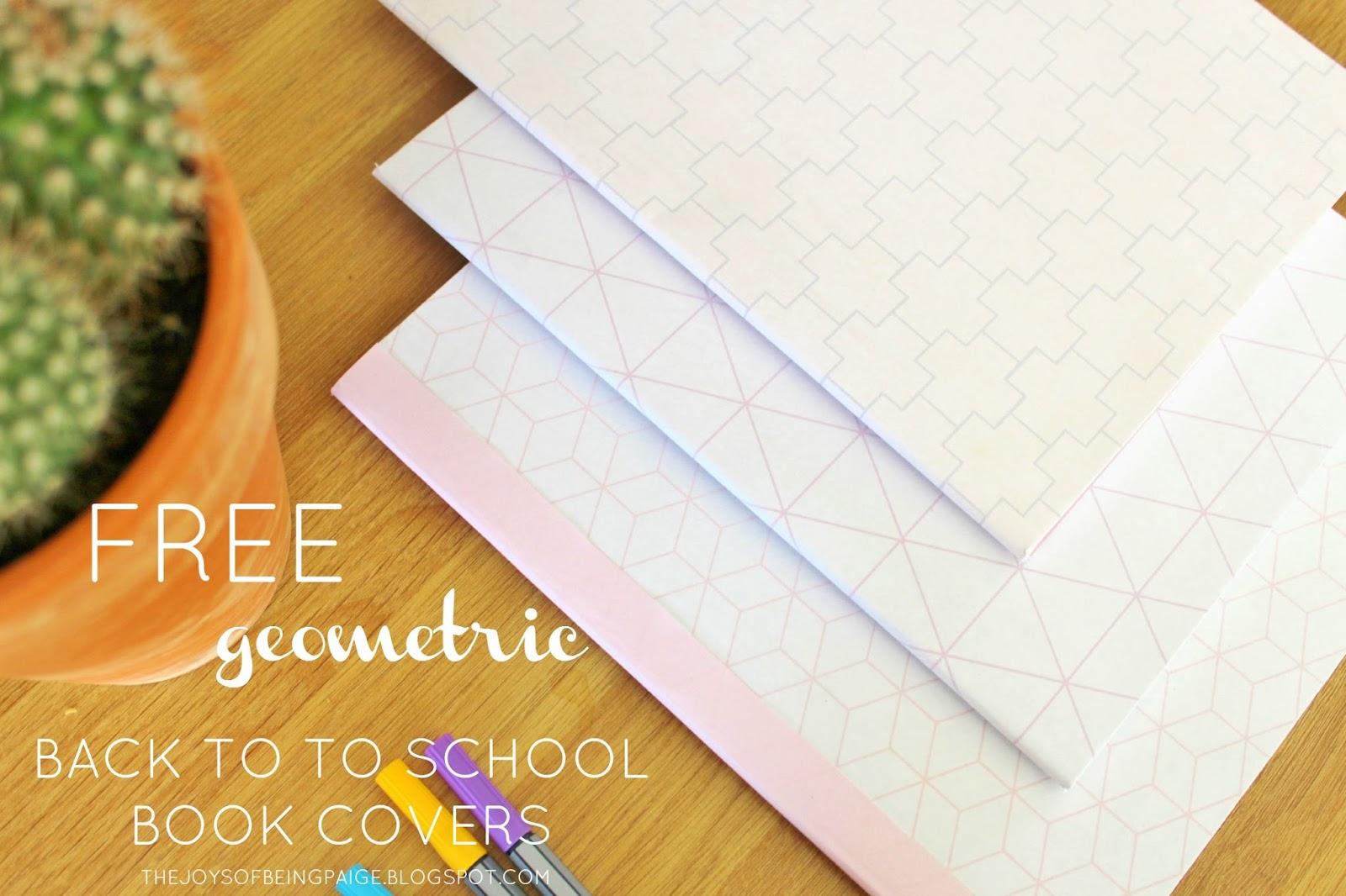 The Joys Of Being Paige Uk Lifestyle Blog Free Geometric School