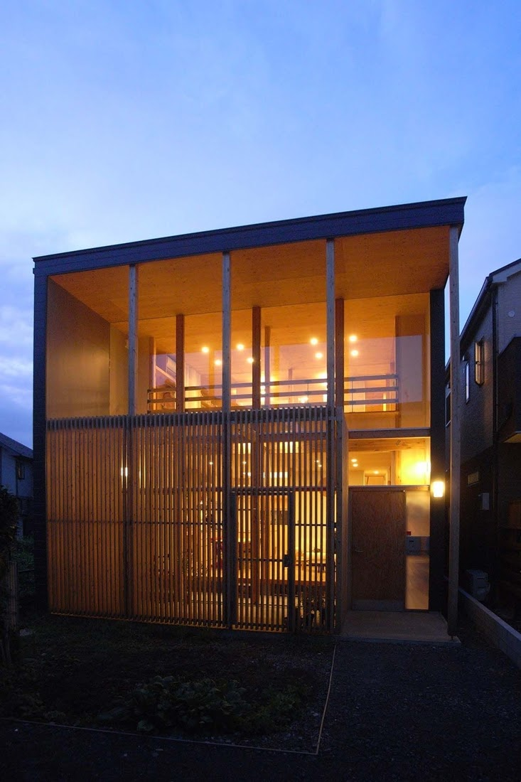 20-The-home-at-Night-Mizuishi-Architects-Atelier-Light-and-Airy-House-in-Japanese-Architecture-www-designstack-co
