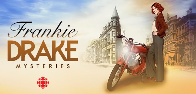 """""""Frankie Drake Mysteries"""": Mujeres, detectives y crimen; un cóctel explosivo."""