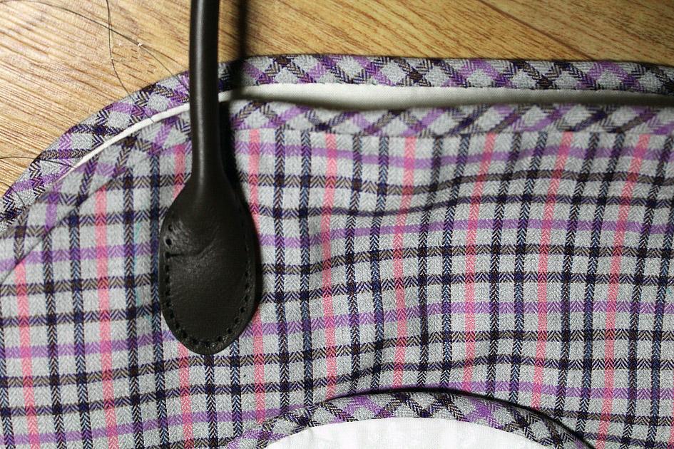 DIY Japanese patchwork tutorial quilted appliqué handbag / handmade sewing bag. Сумка в стиле японский пэчворк