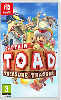 Captain Toad Treasure Tracker Switch XCI NSP