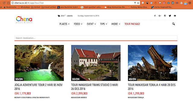 paket wisata halal indonesia