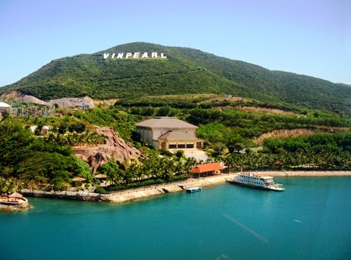 Vinpearl Land in Nha Trang Images