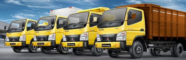 Spesifikasi Harga Mitsubishi Colt Diesel FE Bandung