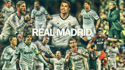 Real Madrid yaitu sebuah klub asal kota Madrid Jadwal Real Madrid Terbaru 2013-2014 Lengkap