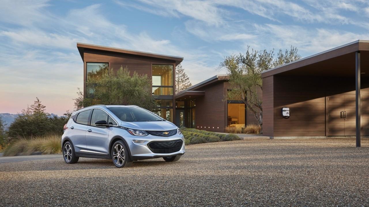 2017 Chevrolet Bolt Electric Vehicle