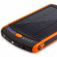23,000mah 3 In 1 Solar Laptop Powerbank