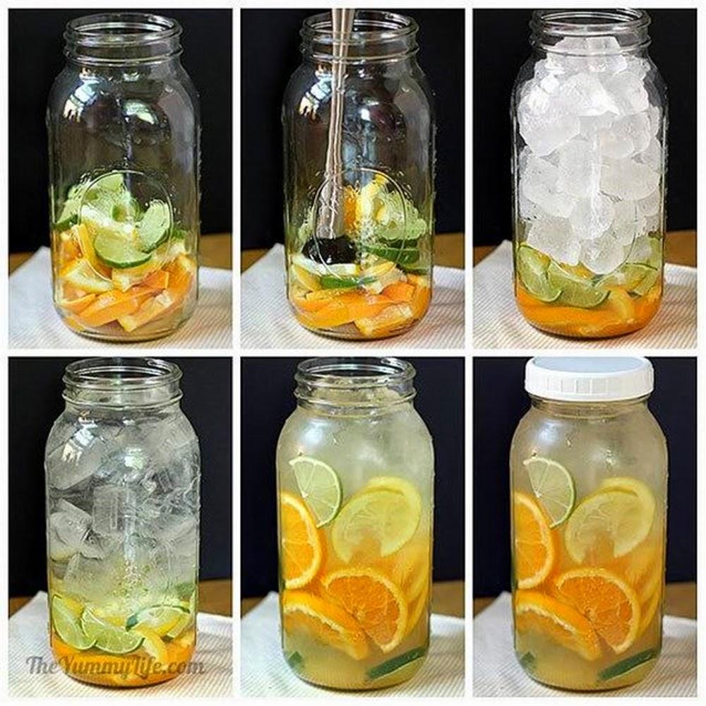 Kesan Sampingan Jika Terlebih Minum Air Detoks Lemon Malaysian Ping