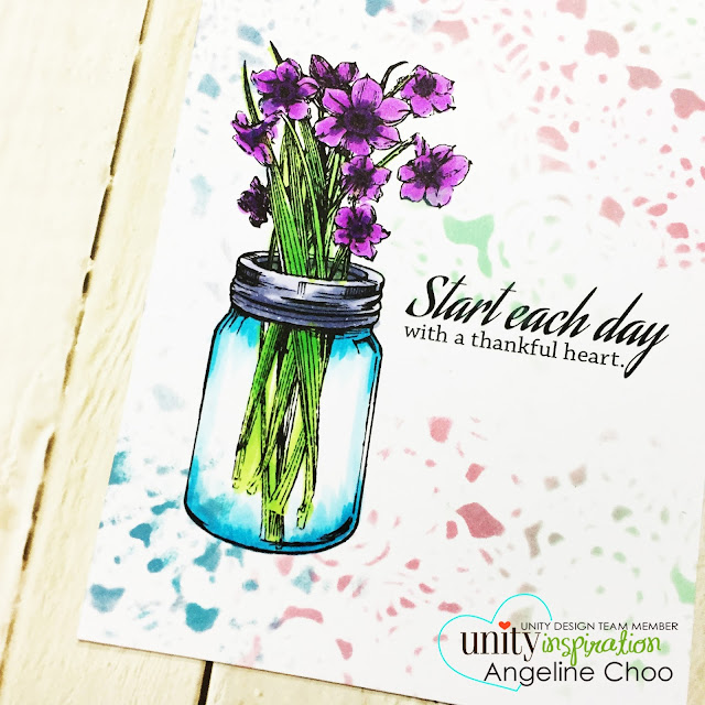 ScrappyScrappy: Unity Stamp Blog Hop with Graciellie Designs #scrappyscrappy #unitystampco #gracielliedesigns #stamp #stamping #quicktipvideo #processvideo #youtube #craft #crafting #scrapbook #scrapbooking #timholtz #distressoxideink #copicmarkers #timholtzstencil #doily