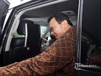 Inilah Penjelasan Istana Mengapa Ahok Temui Presiden Jokowi
