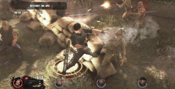Download Game The Expendables 2 PC
